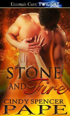 Stone and Fire (Heroes of Stone, #3)