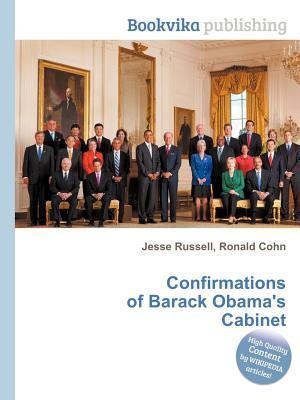 Confirmations of Barack Obama's Cabinet