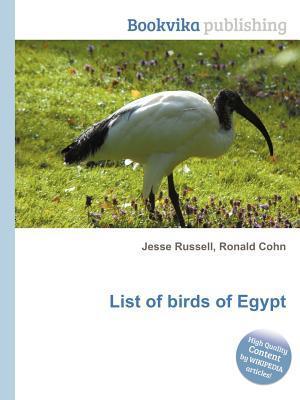 List of Birds of Egypt