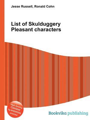 List of Skulduggery Pleasant Characters