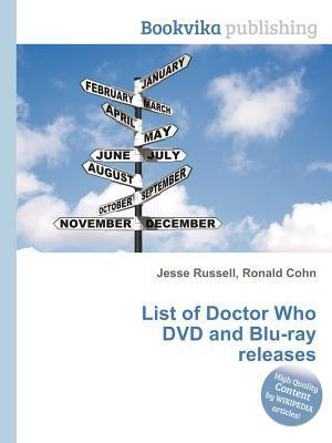 List of Doctor Who DVD and Blu-Ray Releases