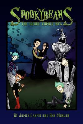 Spookybeans: The Gothic Comics RPG