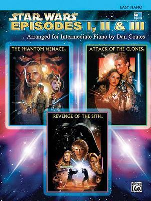 Star Wars: Episodes I, II & III: Easy Piano Solo