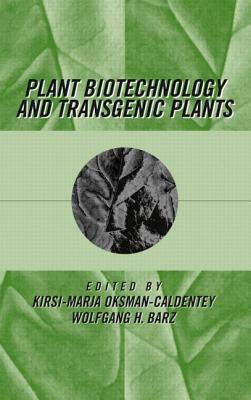 Plant Biotechnology and Transgenic Plants