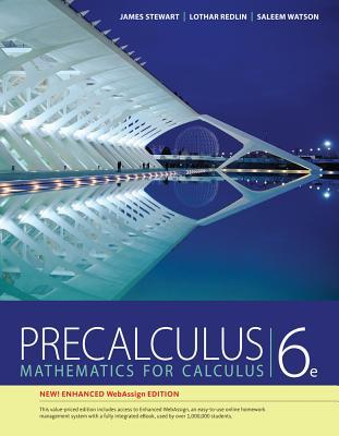Precalculus with enhanced webassign access code mathematics for 15941879 fandeluxe Gallery