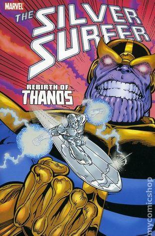 Descargas de libros electrónicos de dominio público The Silver Surfer: Rebirth of Thanos