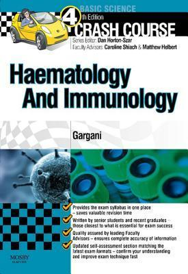 Crash Course Haematology and Immunology E-Book