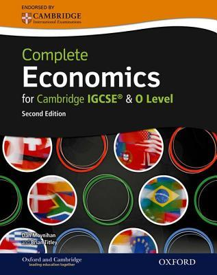 Complete economics for cambridge igcse o level by dan moynihan 14826818 fandeluxe Image collections