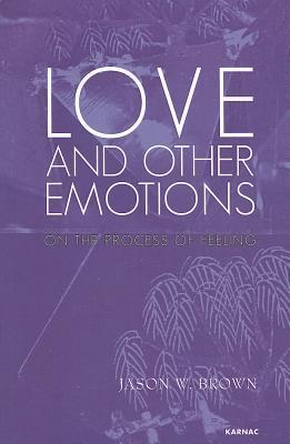 Love and Other Emotions: On the Process of Feeling