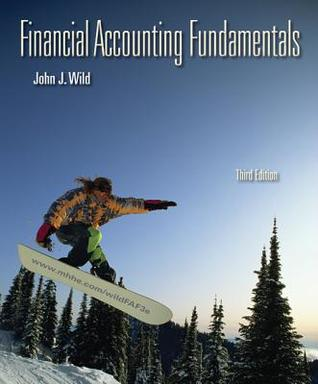 Financial accounting fundamentals by john j wild fandeluxe Choice Image