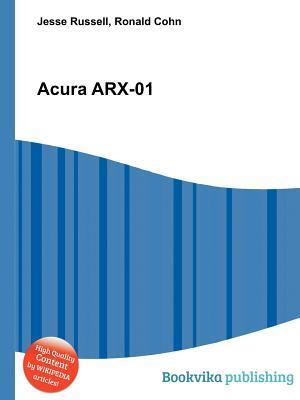 Acura Arx-01