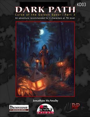 Dark Path Curse of the Golden Spear 3
