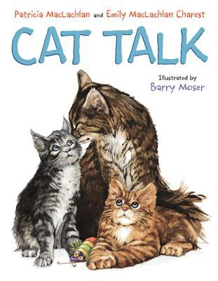 Cat Talk Book Cover