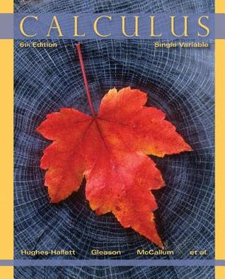 Calculus: Single Variable, 6th Edition: Single Variable