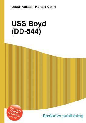 USS Boyd (DD-544)