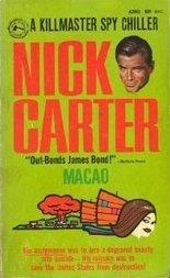 Macao (Killmaster, #31)