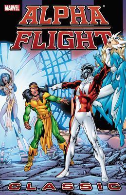 Alpha Flight Classic, Vol. 3