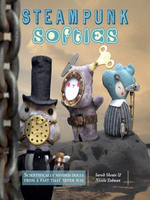Steampunk Softies by Nicola Tedman