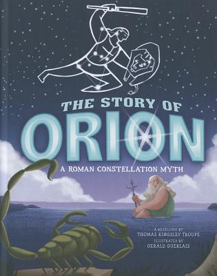 The Story of Orion: A Roman Constellation Myth