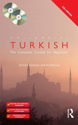 Colloquial Turkish: The Complete Course for Beginners [With Colloquial Turkish]