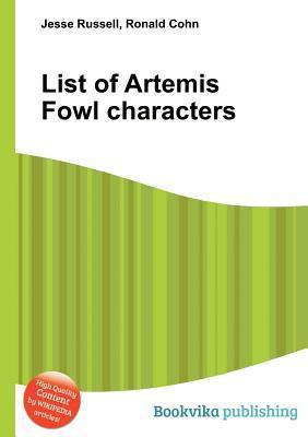 List of Artemis Fowl Characters