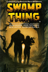 Swamp Thing Book 11
