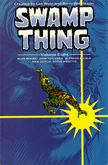 Swamp Thing Book 8