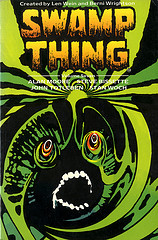Swamp Thing Book 7