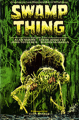 Swamp Thing Book 2