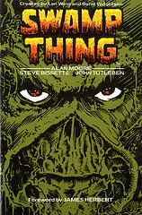 Swamp Thing Book 1