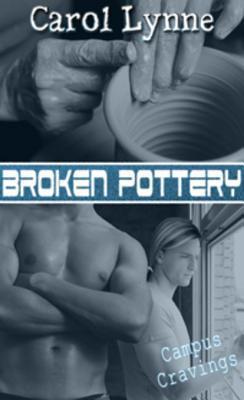 Broken Pottery by Carol Lynne