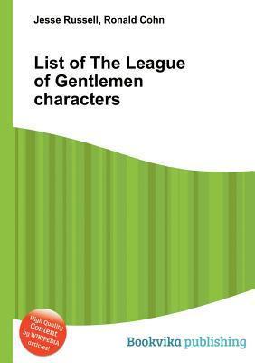List of the League of Gentlemen Characters