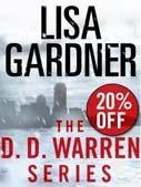 the detective dd warren series 5 book bundle