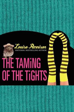 The Taming of the Tights (The Misadventures of Tallulah Casey, #3)