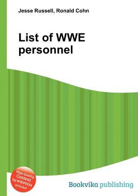 List of Wwe Personnel