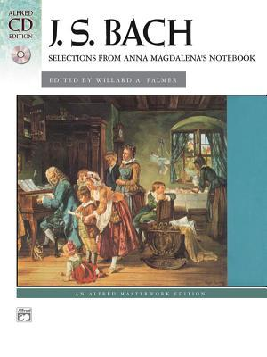 Bach -- Selections from Anna Magdalena's Notebook: Book & CD