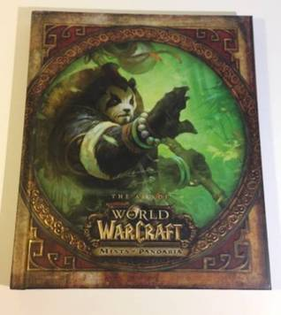 The Art of World of Warcraft: Mists of Pandaria