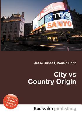 City Vs Country Origin