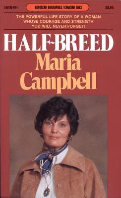 Ebook Half-Breed by Maria Campbell DOC!