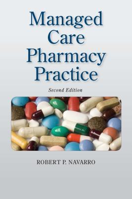 Managed Care Pharmacy Practice