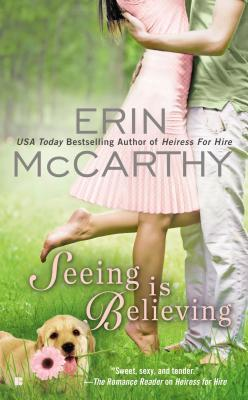 Image result for seeing is believing erin mccarthy book cover