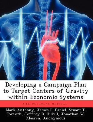 Developing a Campaign Plan to Target Centers of Gravity Within Economic Systems