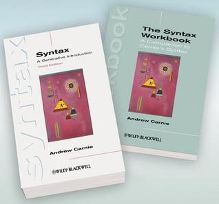 Syntax W/Workbk: A Generative Introduction 3rd Edition and the Syntax Workbook Set