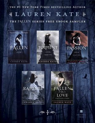 Fallen books by lauren kate in order