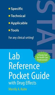 Lab Reference Pocket Guide with Drug Effects