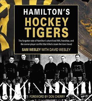 Hamiltons Hockey Tigers