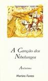 A canção dos Nibelungos by Unknown