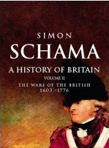 A History of Britain: The Wars of the British 1603-1776 (A History of Britain, #2)