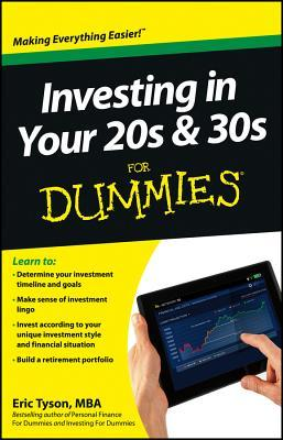 Investing in Your 20s & 30s for Dummies (ePUB)