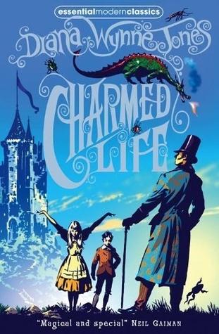 Charmed Life(Chrestomanci 1)
